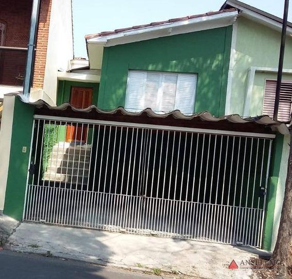 Casa Com 2 Dormitórios Para Alugar, 130 M² Por R$ 1.600/mês - Centro - São Bernardo Do Campo/sp - Ca0486