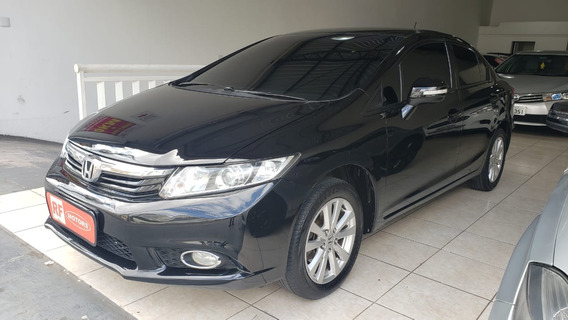 Honda Civic 1.8 Lxl Flex Aut. 4p 2013