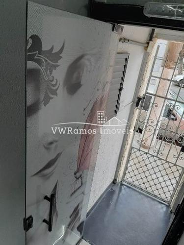 Imagem 1 de 13 de Assobradada Para Locação No Bairro Vila Formosa, 2 Dorm, 0 Vagas, 80 M - 573