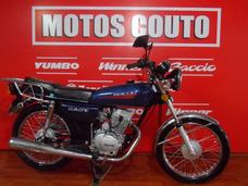 Winner Yumbo Baccio Clasic 125 Nuevita Motos Couto