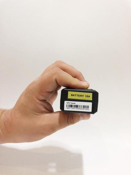 O Melhor - Mini Rastreador Veicular Super Bateria Lk990