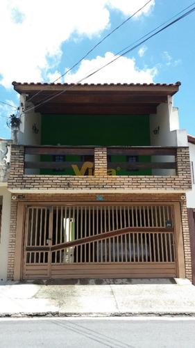 Imagem 1 de 14 de Casa 3 Dormitórios Para Alugar - Cidade Das Flores - Osasco