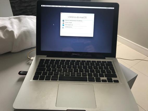 Macbook Intel Core2duo 2.4 4gb Ddr3 240gb Ssd Apple Laptop