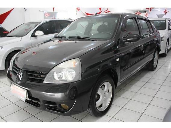 Renault Clio Sed. Privilège Hi-flex 1.6 16v 4p ** Ótimo Carr