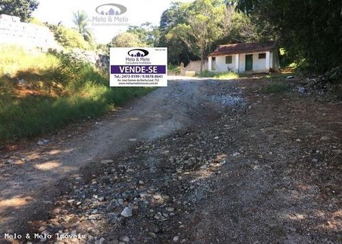 Imagem 1 de 6 de Chácara Para Venda Em Bragança Paulista, Marina, 2 Dormitórios, 1 Banheiro - 523_2-454337
