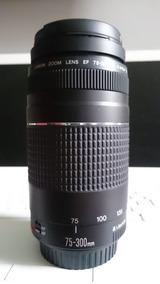 Lente 75-300 Canon ( Troco J7 Prime)