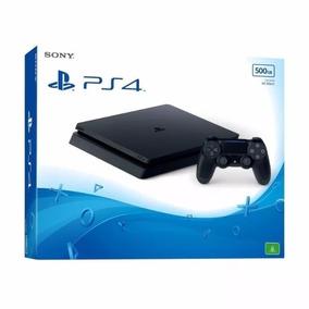 Playstation 4 Ps4 Slim Sony Original 500 Gb