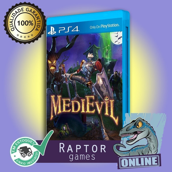 Ps4 Medievil Deluxe Edition #1