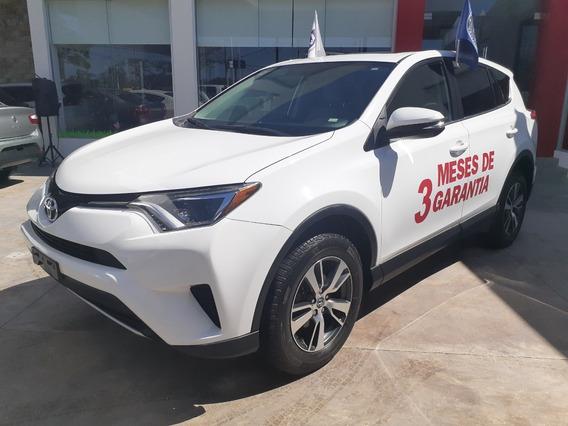 Toyota Rav4 2.5 Xle 4wd At 2016 Blanco