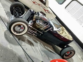 Hot Rods Pick Up Ford Fordinho Tbucket Rat Custon Antigo