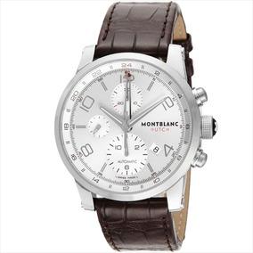 Relógio Montblanc 107065 Star Chrono Automatico Original