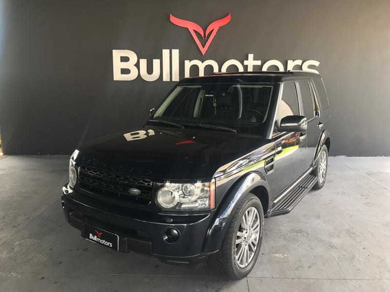 Land Rover Discovery 4 3.0 Se 2011