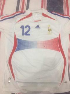 Camisa Da França Henry - Euro 2008
