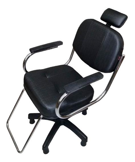 Cadeira De Cabeleireiro Pratic Barber