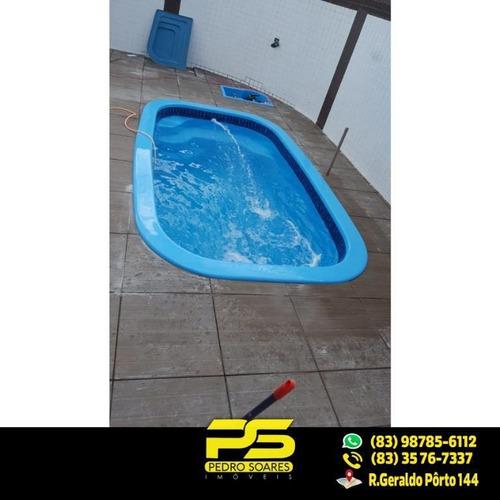 (oportunidade) Apt C/ 2 Qts, 01 Ste, 51 M² Por R$ 150.000 - Mangabeira - João Pessoa/pb - Ap1932