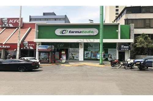 Oficina En Renta, Avenida Comercial, Atras De Centro Comercial Satelite
