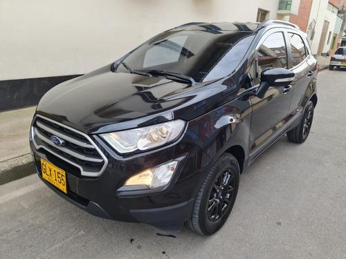 Ford Ecosport Titanium 1.5 M.t Black Edition