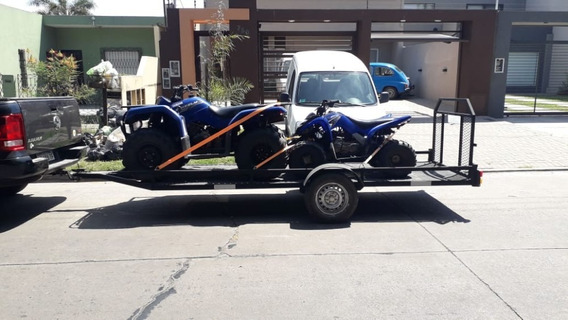 Vendo Cuatriciclo Yamaha Raptor 90 Excelnete