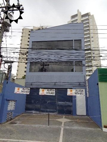 Prédio Comercial Para Locação Centro, Osasco - Pr00052