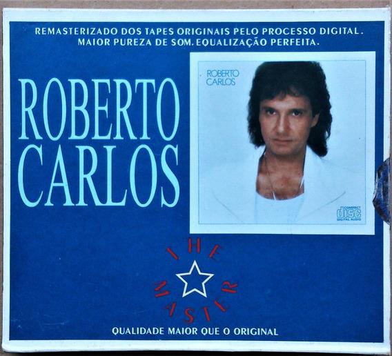 Cd Roberto Carlos - Tô Chutando Lata - 1987 - O Careta