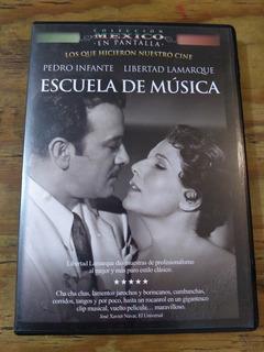 Escuela De Música ( Pedro Infante ) Dvd