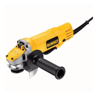 Amoladora angular DeWalt DWE4120 de 50Hz amarilla 220V