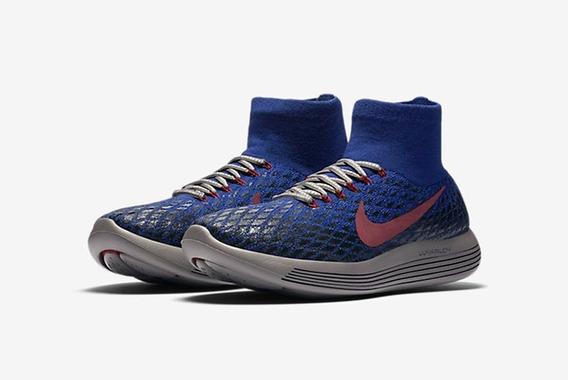 Tênis Nike Lunarepic Gyakusou Flyknit Shield - Ed. Especial