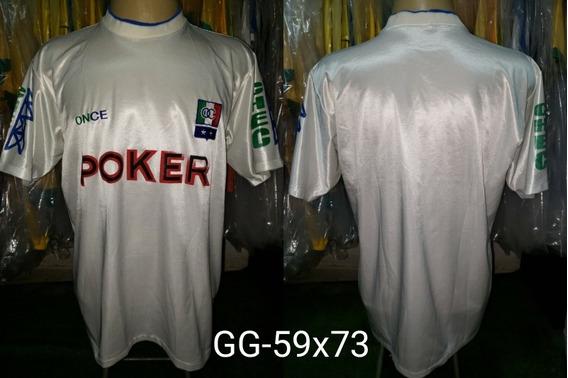 Camisa Once Caldas Poker Titular 2004 Torcedor