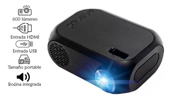 Proyector Para Celular Yy007 Portatil Práctico Pequeño Mini
