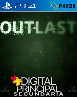 Outlast Ps4 Con Plus Gratis - Pardo