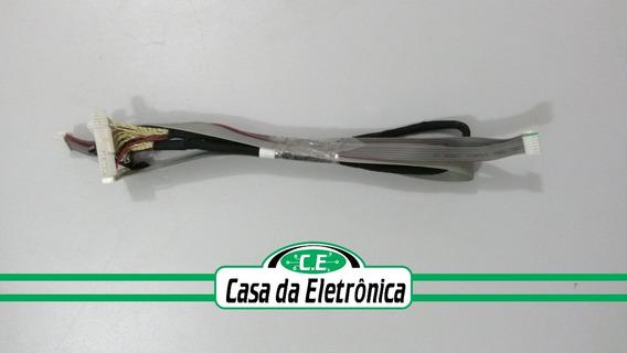 Cabo Alimentador + C/ Lvds Philco Ph39e53sg