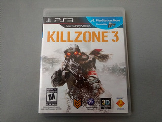 Killzone 3 Original Para Ps3