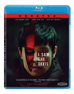 Blu-ray : - I Saw The Devil (dubbed, , Widescreen)