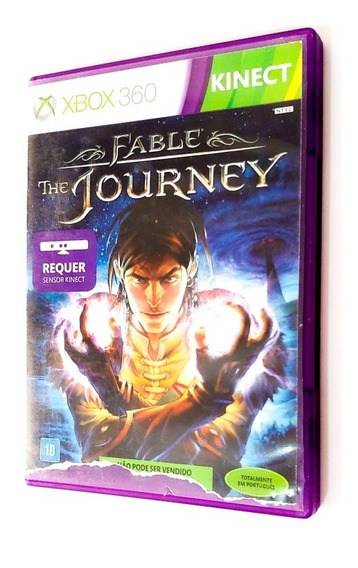 Kinect Fable The Journey Xbox 360 Mídia Física Original
