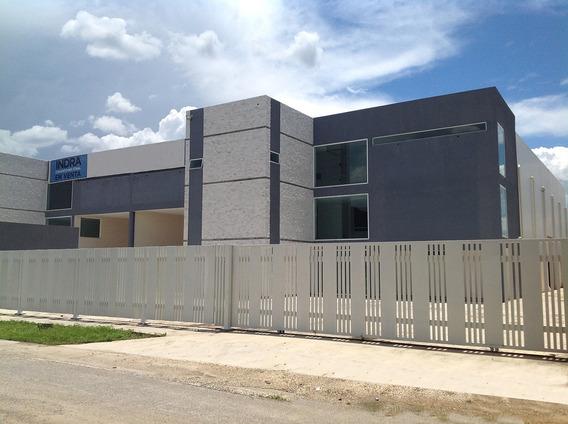 Ancoven Premium Vende Galpon Industrial Con Oficinas.