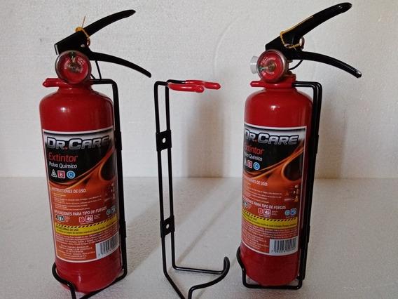Extintor 2,5 Lbs - 1 Kg Para Vehiculo O Casa Oferta