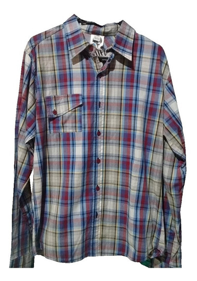 Camisa Antifashion Cuadros