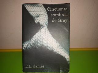 Libro Cincuenta Sombras De Grey E.l. James