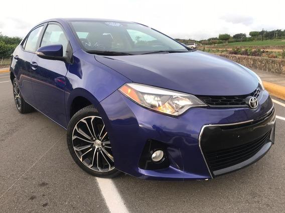 Toyota Corolla S Full Nuevo