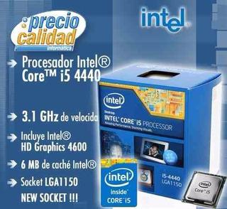 Cpu I5 4440