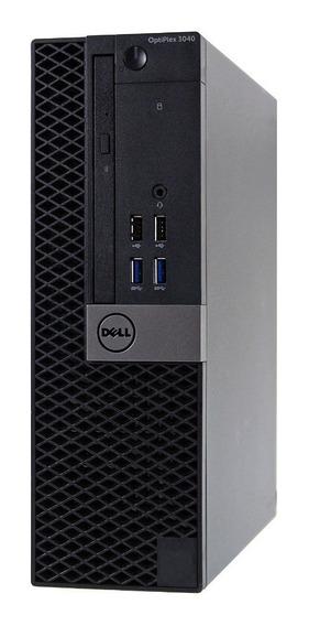 Computador Dell 3040 I5 6500 4gb 256gb Ssd Win10pro