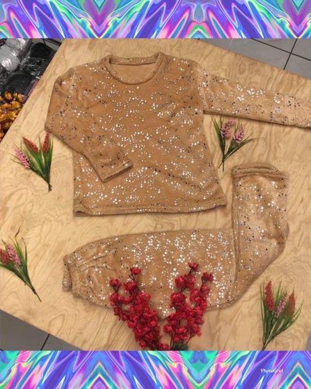 Pijama Para Dama Unitalla Y Xl