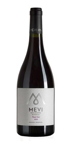 Imagen 1 de 2 de Mevi - Gran Reserva De Familia - Pinot Noir - 2019
