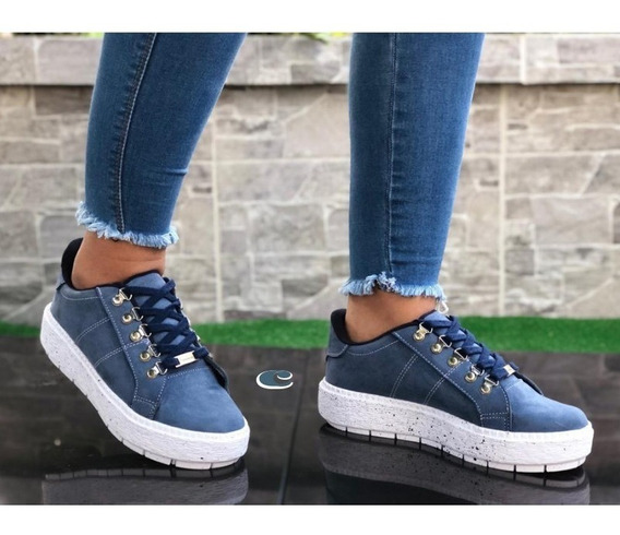 Zapatos Mujer,tenis Moda,casual