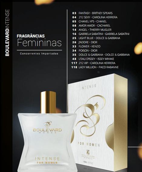 Perfume Importado Boulevard