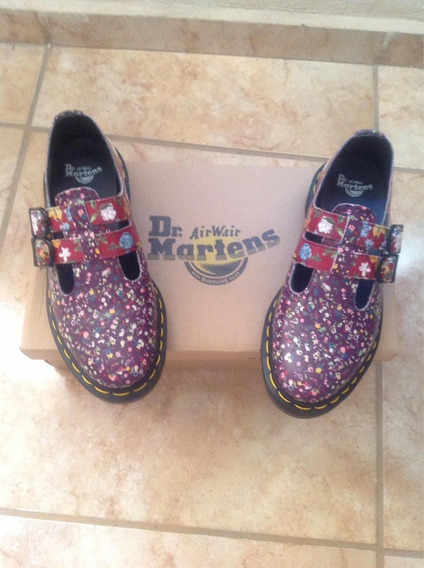 Dr Martens Mary Jane 8065 Flores