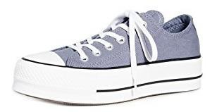 Zapatillas Converse Plataforma Amarillo 33c Azul 35c Rosa 32