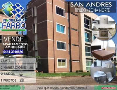 Venta De Apto En San Miguel San Andres Ve01-0126sa-mf
