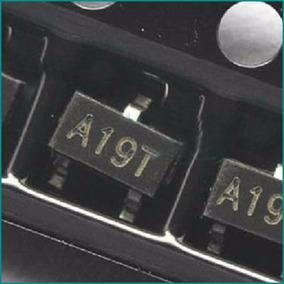 Pack C10 Transistor A19t Ao3401 X1zv Smd Sot23 Q14 Receptor