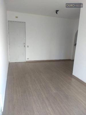 Apartamento Com 2 Dormitórios Para Alugar, 50 M² Por R$ 1.400/mês - Vila Prudente -ap 190180v - Ap1402